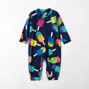 Pijama Inghetata Bebe