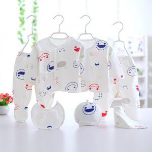 set bebelusi nou nascuti din 7 piese