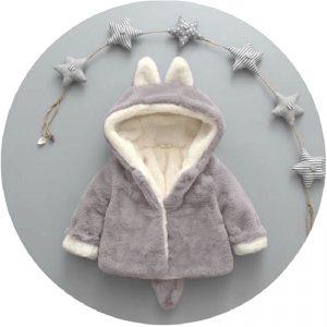haina bebe Iepuras cu gluga pentru bebelusi